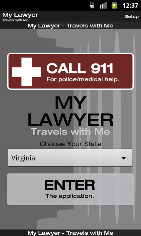 My Lawyer - Travels With Me - screenshot