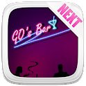 Club Next Launcher 3D Theme icon