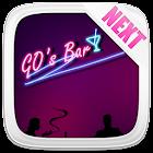 Club Next Launcher 3D Theme icon