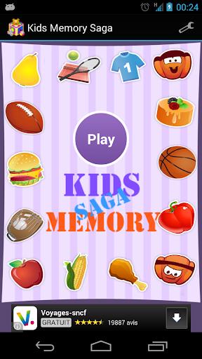 Kids Memory Play - Free game