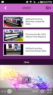 SIDDHARTH PRINTING MACHINES- screenshot thumbnail