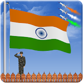 Flag Of India HD LWP