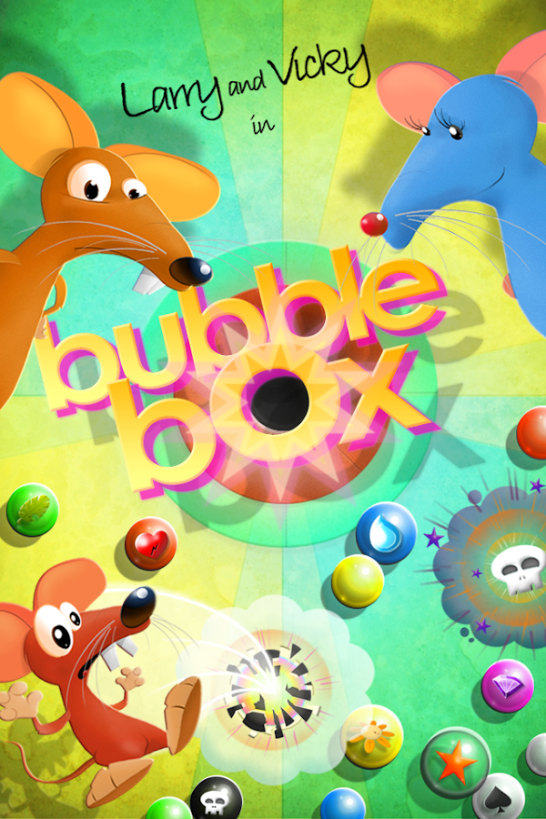 Bubble Box- screenshot