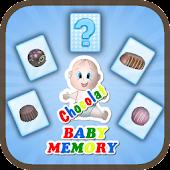 Baby Memory Chocolat