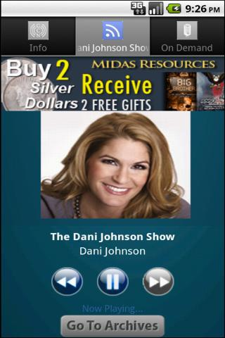 The Dani Johnson Show - screenshot