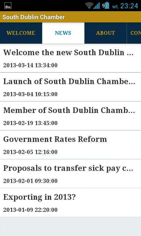 South Dublin Chamber- screenshot