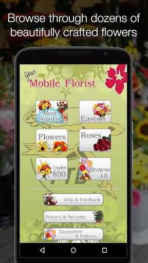 Mobile Florist - Send Flowers