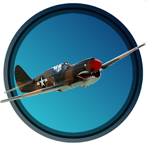 作戰飛機:二戰 個人化 LOGO-玩APPs