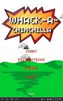 Screenshot of Whack-A-Chinchilla