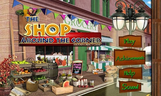 Corner Shop Hidden Object Game - screenshot thumbnail