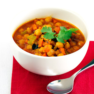 Spicy Chickpea Stew.