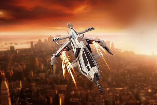 飞机天空攻略 - 飞行游戏战斗机