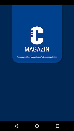 connect Magazin