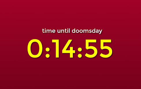 Countdown Timer for Chromecast- screenshot thumbnail