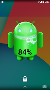 Battery Widget for Android- screenshot thumbnail