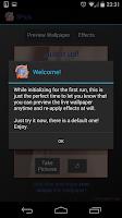 Screenshot of 3Pics - Live wallpaper