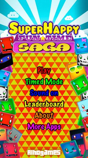 Super Happy Fun Time Saga