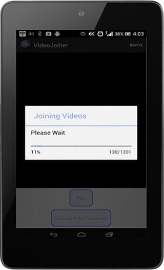 Video Joiner- screenshot
