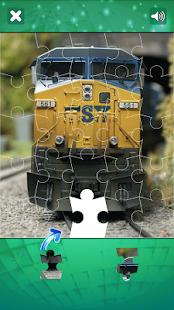 火車仿真模型