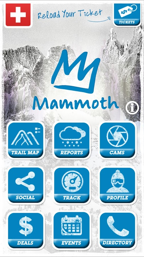 Mammoth - screenshot