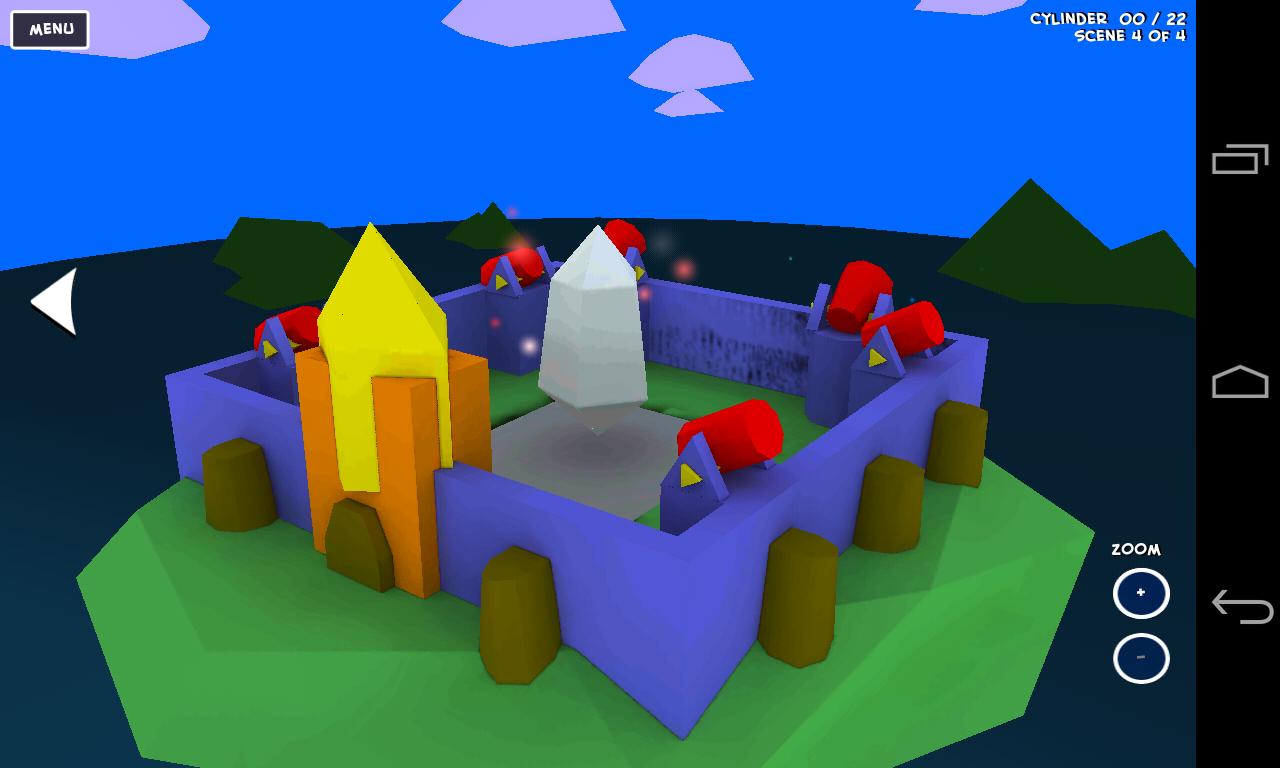 Shape Findings - screenshot