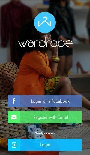 Wardrobe -Fashion Shopping App