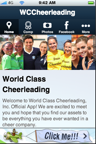 World Class Cheerleading