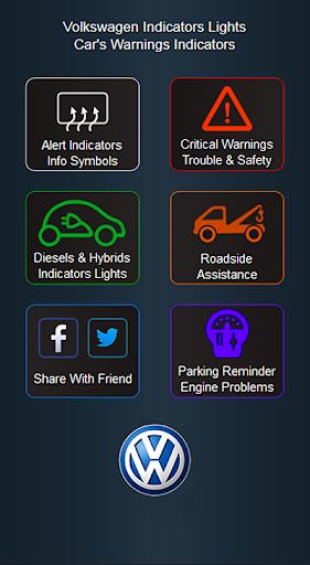 Volkswagen Indicators Lights