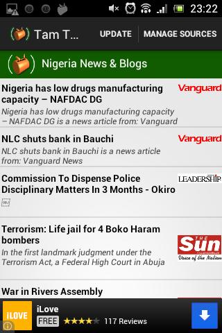 TamTam Nigeria News