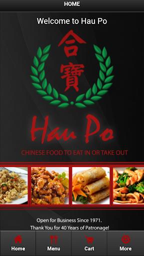 Hau Po Restaurant