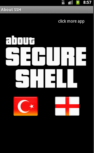 About Secure Shell