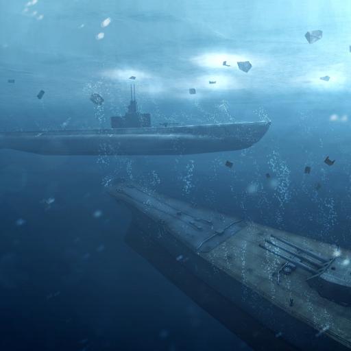 Submarine Minefield