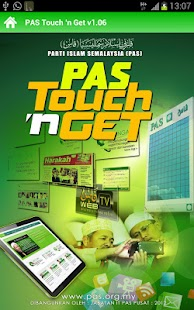 PAS Touch 'n Get - screenshot thumbnail