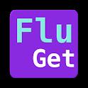 FluGet logo