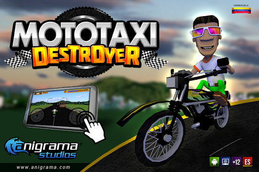 Moto Taxi Destroyer