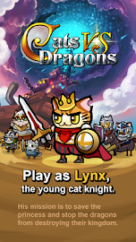 Cats vs Dragons Screenshot 1