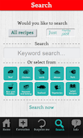 Screenshot of Food in a Minute®