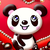 Love Panda LiveWallpaper