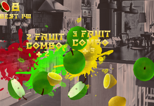 フルーツ楽しいゲーム