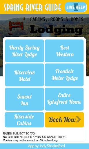 【免費旅遊App】Spring River Guide - Arkansas-APP點子