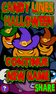 Sweet Lines Halloween - screenshot thumbnail
