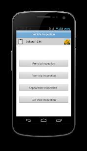 sureFleet Mobile - náhled