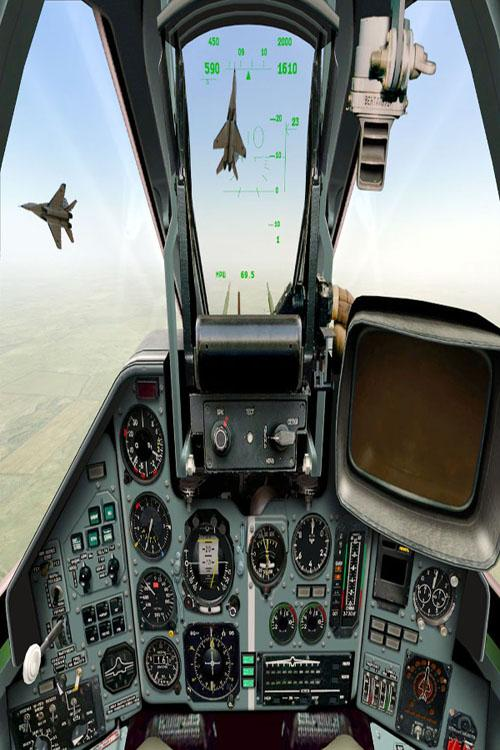 Air Navy Fights Simulator - screenshot