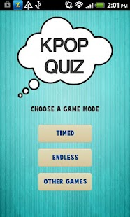 Kpop Quiz (K-pop Game) - screenshot thumbnail