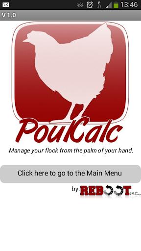 PoulCalc