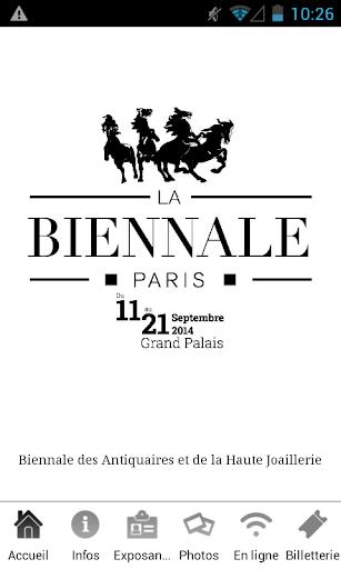 Biennale des Antiquaires