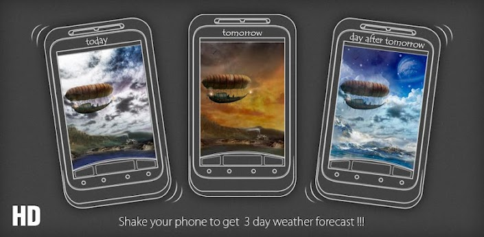 Beautiful Live Weather LWP HD apk