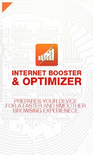 Internet Booster & Optimizer- screenshot thumbnail