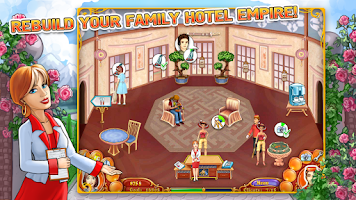 Screenshot of Jane's Hotel: Family Hero Free