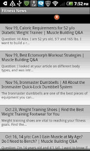 Core Training Program - screenshot thumbnail